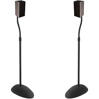 Amazon.com: ECHOGEAR - Soportes para altavoces de altura ...