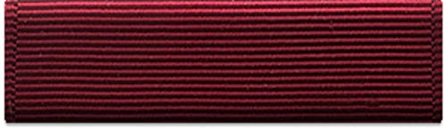 Slide-on Ribbon with Mounting bar: NAVY GOOD CONDUCT