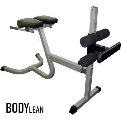 BODYLEAN Back Extension/Sit Up Machine: Amazon in: Sports