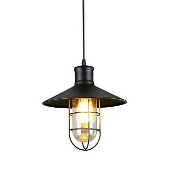 lnc cage hanging pendant lighting indoor pendant lights. Black Bedroom Furniture Sets. Home Design Ideas