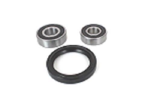Front Wheel Bearings and Seal Kit for Kawasaki KLR250 1985 1986 1987 1988 1989 1990