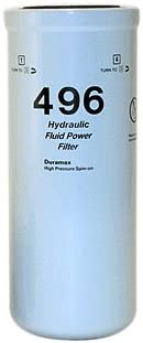 WIX Filters Pack of 1 51486 Heavy Duty Spin-On Hydraulic Filter