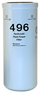 WIX Filters - 51496 Heavy Duty Spin-On Hydraulic Filter, Pack of 1