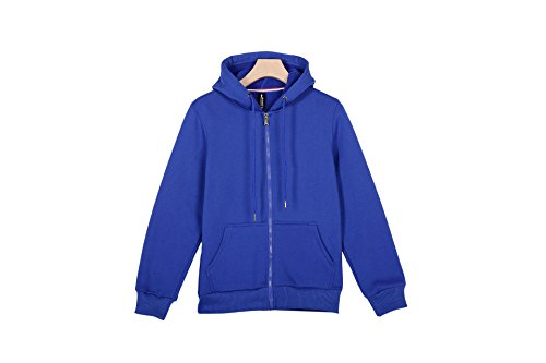 shirt Mujeres Hombres Hooded Swear Oudan Jogging Zip Chaqueta Long Casual Fitness Sleeve 5 Sólido Unisex Color Sportswear wtgdqd5