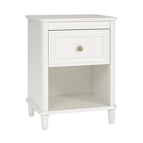 Little Seeds Piper Nightstand, Cream by Little Seeds