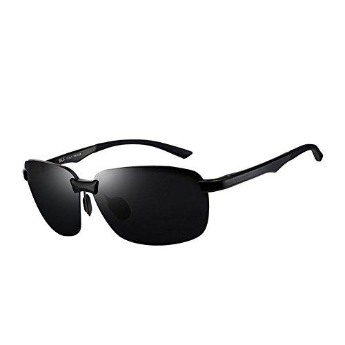 los de de Conductor Hombres polarizadas Gafas Gafas Sol Conducción Sol Gafas 3 de 1 DT Conducción Color de Gafas PnO1x