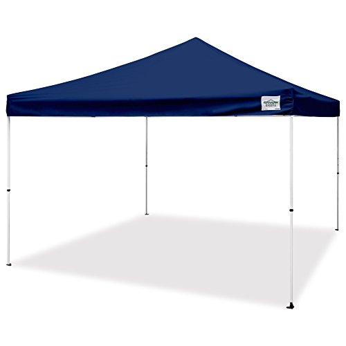 Caravan Canopy M-Series 2 Pro 12 X 12 Foot Straight Leg Canopy Kit, Navy (12' Roller Bracket)