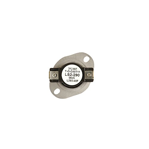(GE WE4M80 Thermostat Safety for)