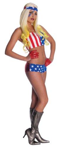 Rubie's Lady Gaga American Flag Costume