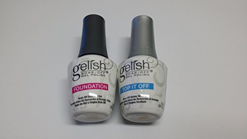 Harmony Gelish Foundation Soak-Off Gel Polish Soak Off Base