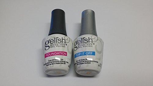 Harmony Gelish Foundation Soak-Off Gel Polish Soak Off Base
