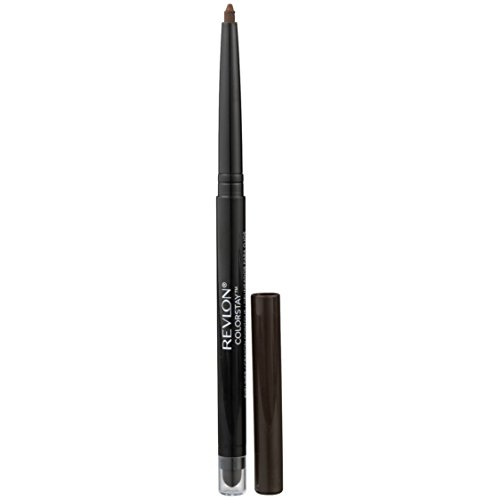 Revlon ColorStay Eyeliner Pencil, Black Brown