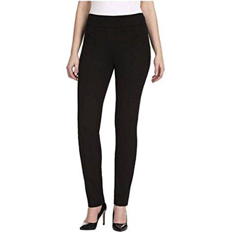 Hilary Radley Ladies' Pull-On Pant (Navy Diamond, 8)