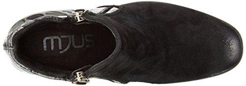 Mjus 270214-0101-6002, Bottes Classiques Femme Noir (Nero)