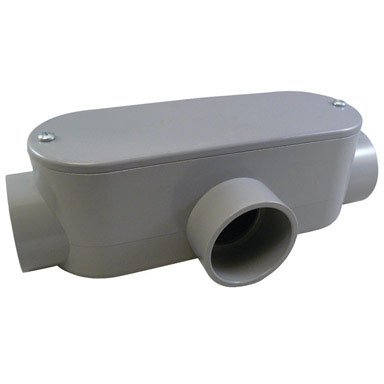 Cantex Pvc Conduit Body 1-1/2