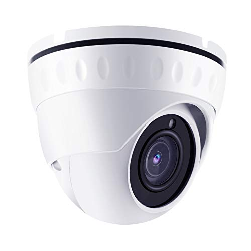 HDView 4 in 1 TVI/AHD / CVI / 960H Security Camera 2.4MP IR Night Vision Wide Angle Lens Outdoor Indoor HD Megapixel 1080P CCTV Surveillance Dome Camera