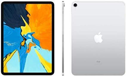 Apple iPad Pro 2018 (11-inch, Wi-Fi, 256GB) - Silver (Renewed)