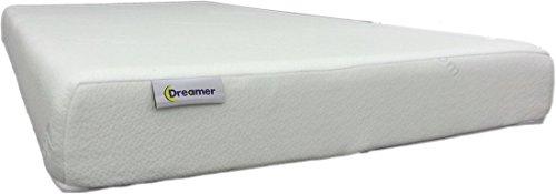 Best Memory Foam Mattress - Cheapest - The Bed Boss Dreamer in Twin, Full, Queen, King (Twin)