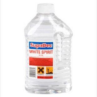 SupaDec White Spirit 2L