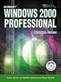 Microsoft Windows 2000 Professional, Stewart, Michael D. and Alcott, Neall, 0763819573