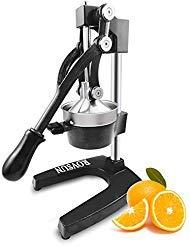 ROVSUN Commercial Grade Citrus Juicer Hand Press Manual Fruit Juicer Juice...