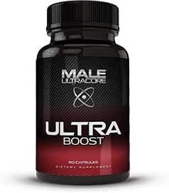 Club UltraCore - Ultra Boost - 1600mg L-Arginine Nitric Oxide Booster Supplement for Endurance, Stamina and Recovery