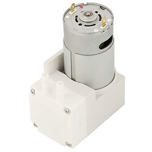 (Wal front DC12V Mini Vacuum Pump, Handheld Electric Vacuum Pump Air Vacuum Pump Compressor for Food Packaging Machine)
