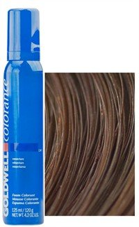 Goldwell Colorance Soft Color Foam Colorant #6B Gold