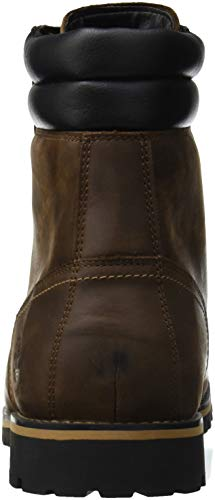 dark Connection Stivali Timberland Foraker 242 Uomo In Brown Marrone 6 n1YH8wqHS