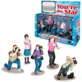 Accoutrements You're The Star Figure Playset ()