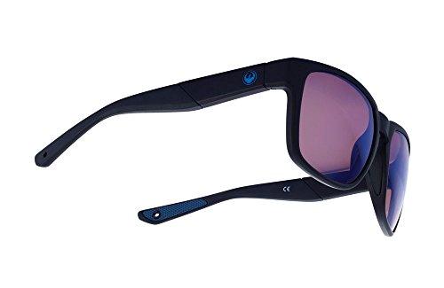 Dragon SeafarerX Sunglasses - Matte Black Frame with Copper Lens (Mirror Copper Polar)