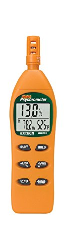 Extech RH300 NIST Humidity Meter Point