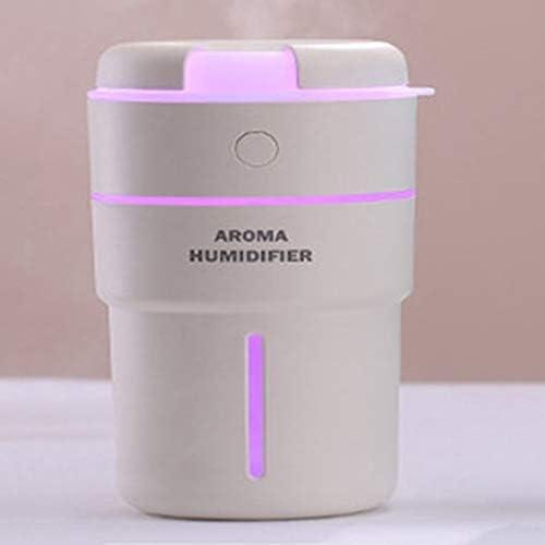 Managayle - Reloj de Pared de Cristal hidratante con humidificador ...