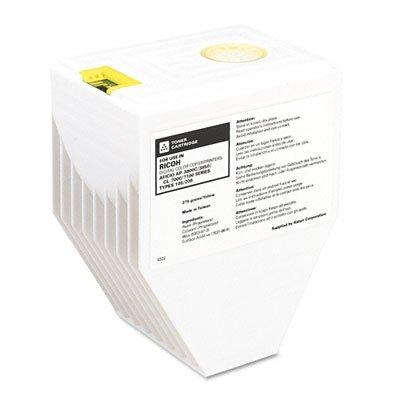 INNOVERA 70027900 Toner for ricoh copiers aficio ap3800c (yellow type 105) (Copier Toner Type 105)