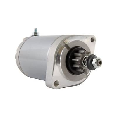 NEW 12V STARTER COMPATIBLE WITH KAWASAKI FR600V 21163-0728 21163-7036 211630728 211637036: Automotive