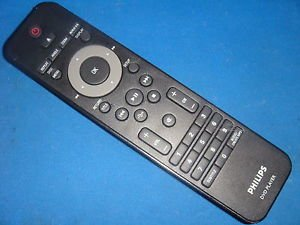 Philips RC5210 RC-5210 DVD Player Remote (Remote Control Dvd Philips)