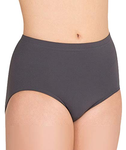 Body Wrappers Womens Prowear Ruched Back Brief (BWP294) -Navy -S ()
