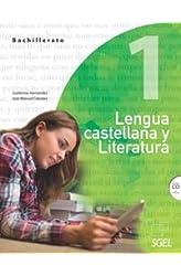 Descargar gratis Lengua Castellana Y Literatura 1º Bachillerato en .epub, .pdf o .mobi