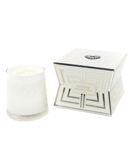 Soziety by Votivo Candle Wonderful White 19ZC - Anniversary Votive Candle