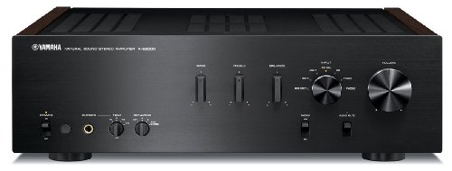 Phono Preamp Circuit - Yamaha A-S2000BL Natural Sound Stereo Amplifier (Black)
