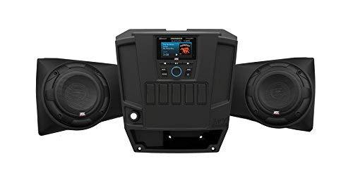 MTX RANGERSYSTEM1 Polaris Ranger SXS Audio System w Receiver & (2) Custom Speakers