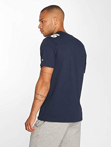 Dryera Seattle Bleu t Homme Era Seahawks shirt Hauts New wXCq7ZpXP