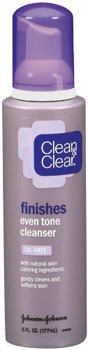 Clean & Clear Wash moussant doux, 6 onces (pack de 3)