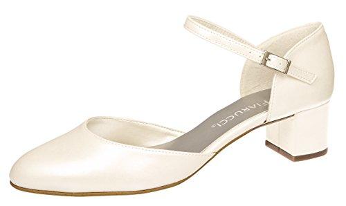 Elsa Coloured ShoesFairy Queen - Zapatos de Tacón Mujer Blanco - blanco marfil