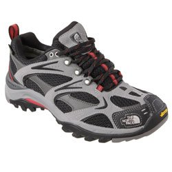 The North Face Zapatillas Hombre Hedgehog GTX XCR EU III Grey/Tnf Red Talla:40.5 Grey/Tnf Red