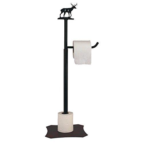 Deer Toilet - Coast Lamp Iron Deer Toilet Paper Holder
