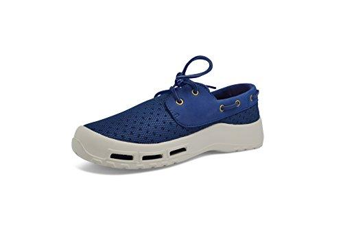 Softscience La Performance Confort De La Fin Mâle Chaussures Bleu Foncé