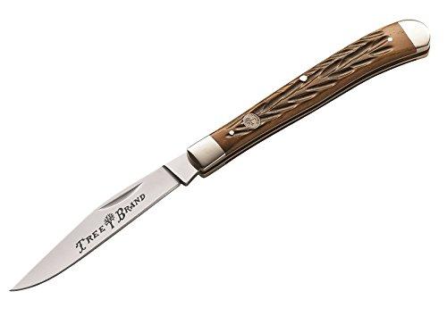 Boker 110735 Single Bladed Slim Line Trapper Knife