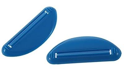 AmaranTeen - 2pcs/1pairs Recent Dispenser Squeeze Toothpaste
