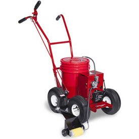 Newstripe 10003068 RollMasterTM 5000 Parking Lot Striping Machine, , 5 Gallon, 12V by Newstripe